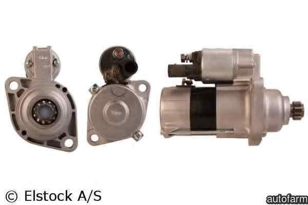 Electromotor AUDI A3 8P1 ELSTOCK 25-3220