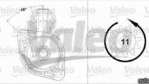 Electromotor AUDI A3 Cabriolet 8P7 VALEO 458218