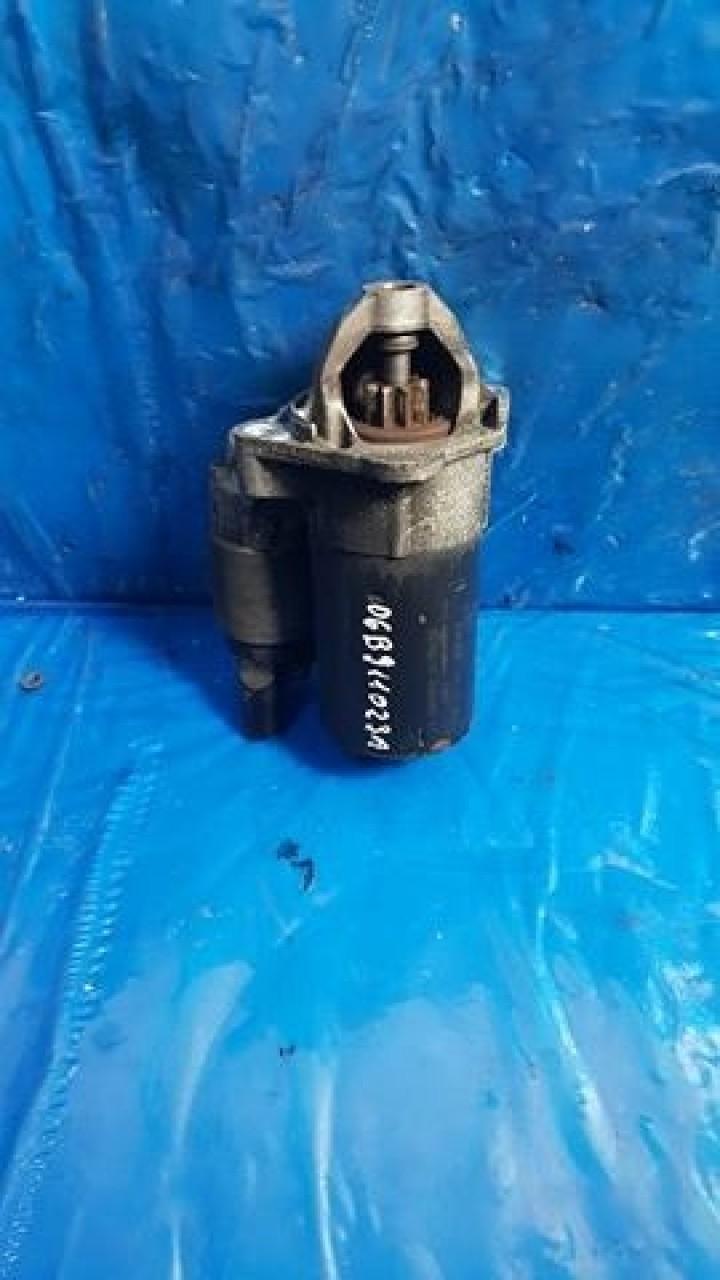 Electromotor audi a4 b6 1.6i alz 102 cai cod 06b911023a 0001107427