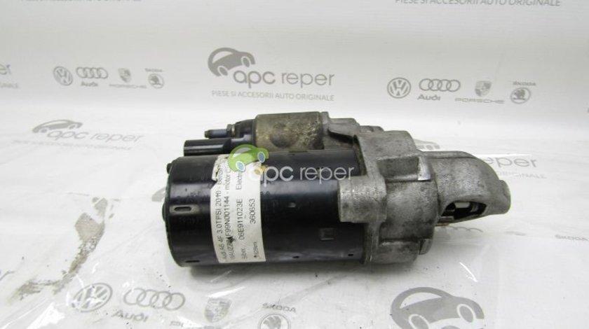Electromotor Audi A6 C6 4F / A4 B7 8E / A8 4E -3.0 TFSI - Cod: 06E911023E