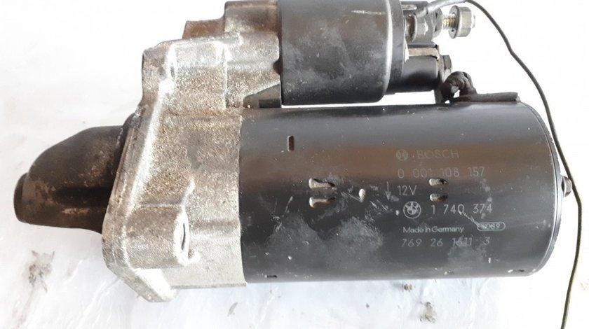 Electromotor BMW Seria 3 E46 1.6i/1.8i/2.0i/2.3i/2.5i/3.0i 1740374