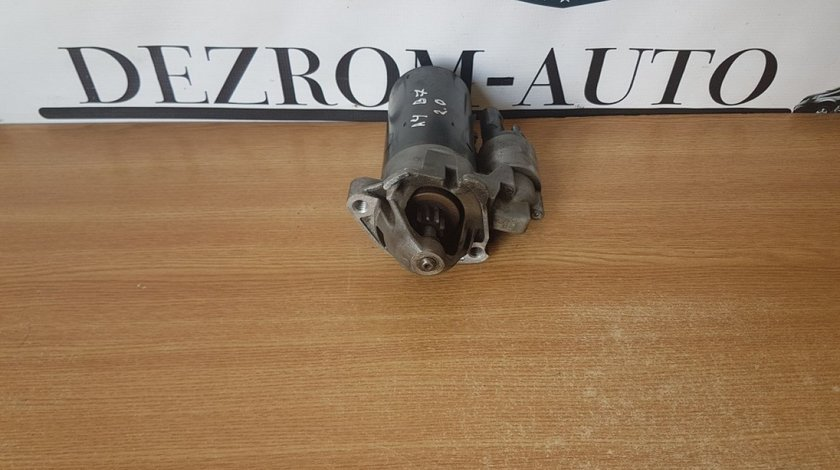 Electromotor bosch 02z911023f skoda fabia 1.4 tdi bnv 80 cai cutie 5 trepte