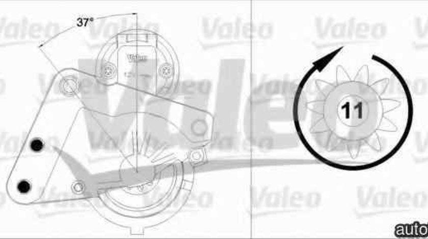Electromotor CITROËN XSARA PICASSO N68 VALEO 458185