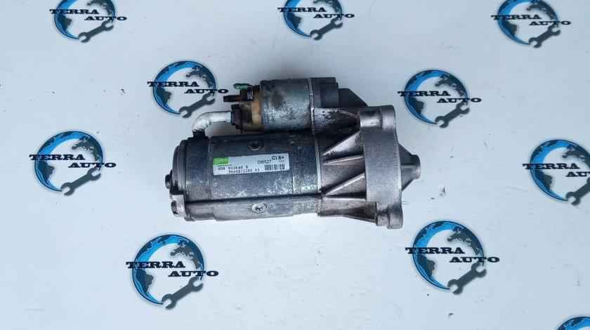 Electromotor Citroen Jumpy 2.0 HDI 88 KW 120 CP cod motor RHK