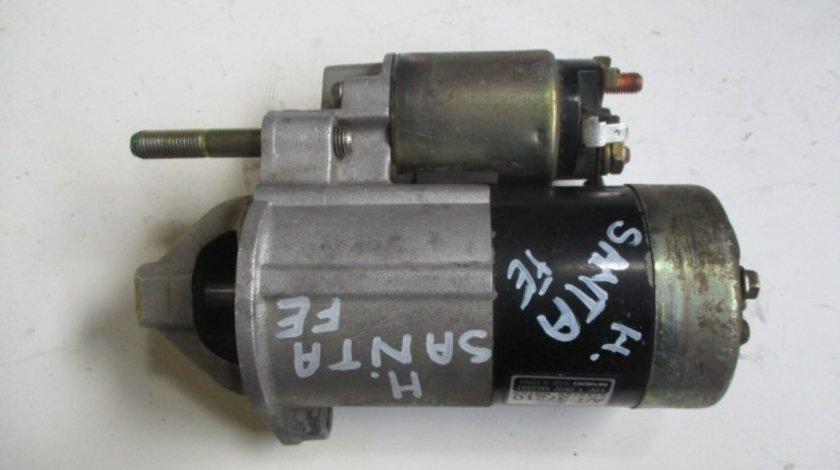 ELECTROMOTOR COD 36100-37210 HYUNDAI SANTA FE 1 3.5 BENZINA FAB. 2001 - 2006 ⭐⭐⭐⭐⭐