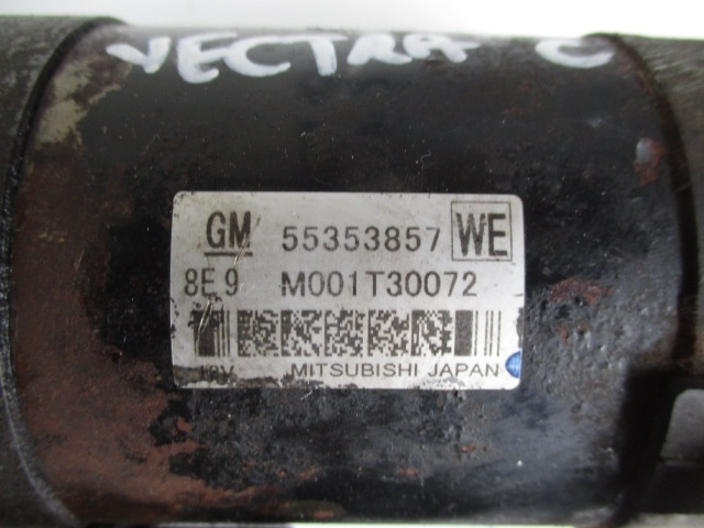 ELECTROMOTOR COD 55353857 FIAT LINEA MULTIPLA PUNTO STILO OPEL ASTRA H ASTRA J INSIGNIA CASCADA