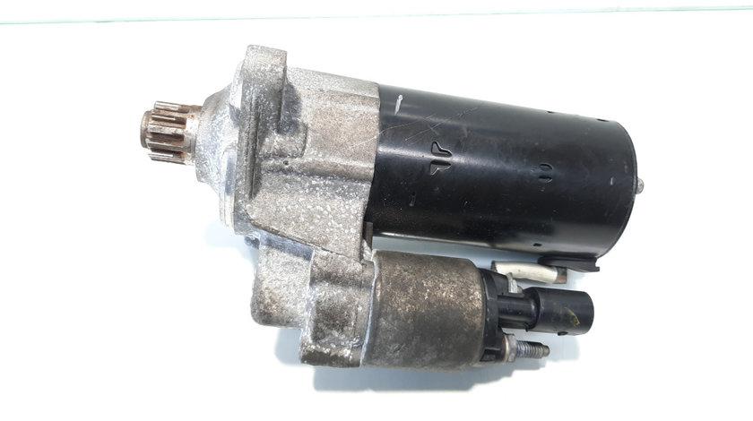 Electromotor cu Start-Stop, cod 02E911024A, Audi A3 Cabriolet (8P7) 2.0 TDI, CFF (idi:472851)