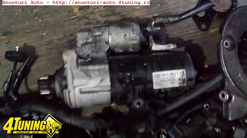 Electromotor cutie DSG Vw Touran 2.0 TDI 2005 2006 2007 2008