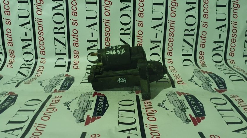 Electromotor Ford Focus Mk3 1.6TDCi 95/105/115cp cod piesa : 3M5T11000CF