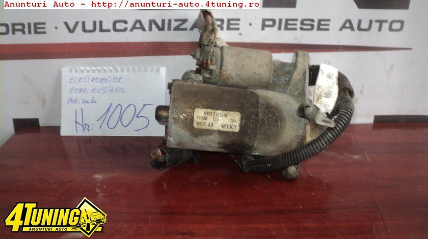 ELECTROMOTOR FORD MUSTANG MODEL 2005 COD 4R3TAB4K13CY