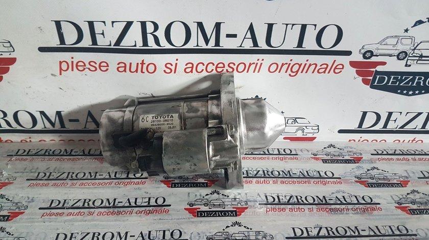 Electromotor lexus is 220d 2ad-fhv 177 cai 28100-0R010