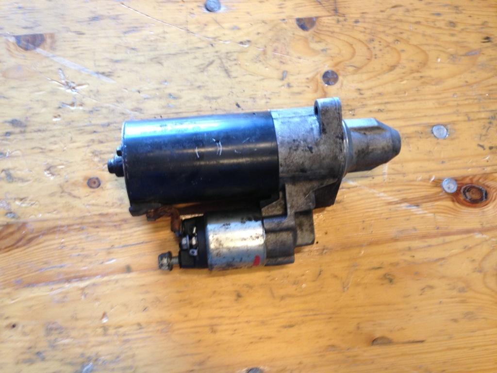 Electromotor mercedes e 220 w211