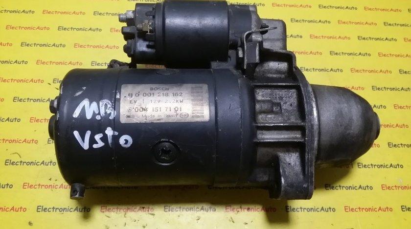 Electromotor Mercedes Vito 0001218162, 0041517101