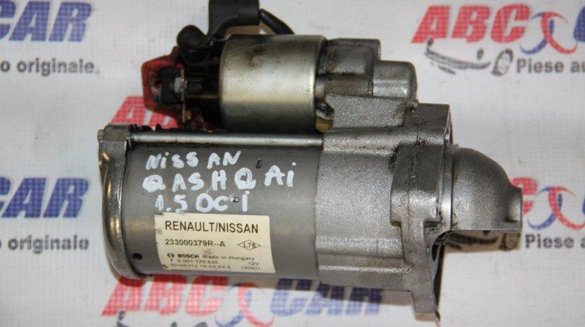 Electromotor Nissan Qasqai 1.5 DCI cod: 233000379R model 2016