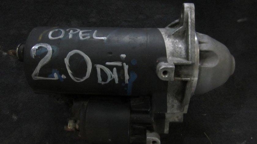 Electromotor Opel Astra G 2.0 dti 74 kw 101 cp cod motor Y20DTH