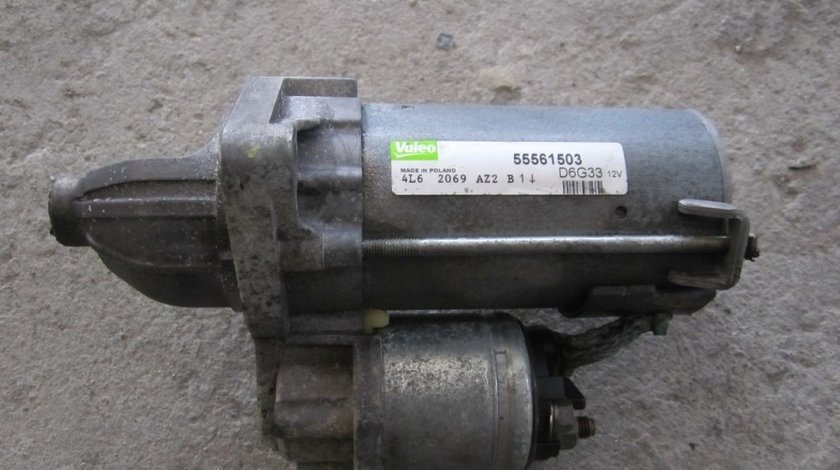 Electromotor Opel Astra H 1.3 cdti cod motor Z13DTH