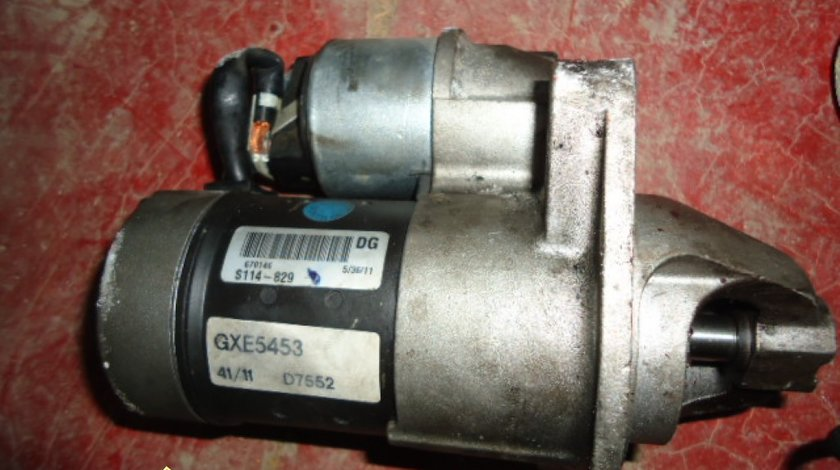 Electromotor opel corsa c 1 7 dti isuzu 55 kw 75 cp