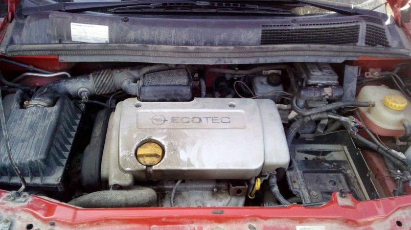 Electromotor Opel Zafira 1.6 benzina (Z16XE) din 2002