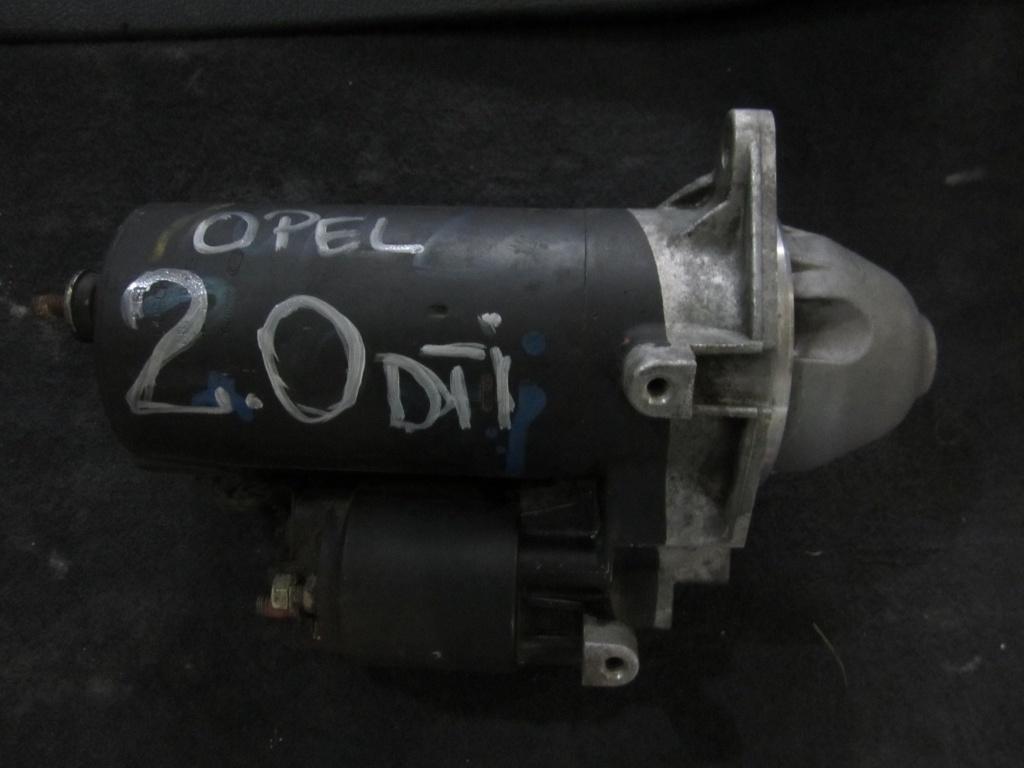 Electromotor Opel Zafira 2.0 dti 74 kw 101 cp cod motor Y20DTH
