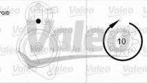 Electromotor OPEL ZAFIRA A F75 VALEO 458169
