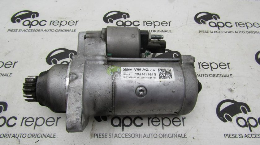 Electromotor Original 02M911024S - Audi - VW - Skoda