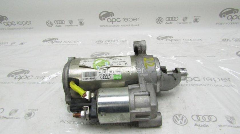 Electromotor Original Audi A4 8K B8 / A5 8T / Q5 8R - 2.7 TDI - Cod: 059911022