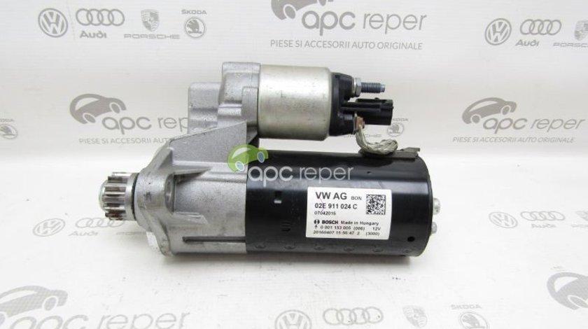Electromotor Original VW / Audi / Skoda - Cod: 02E911024C