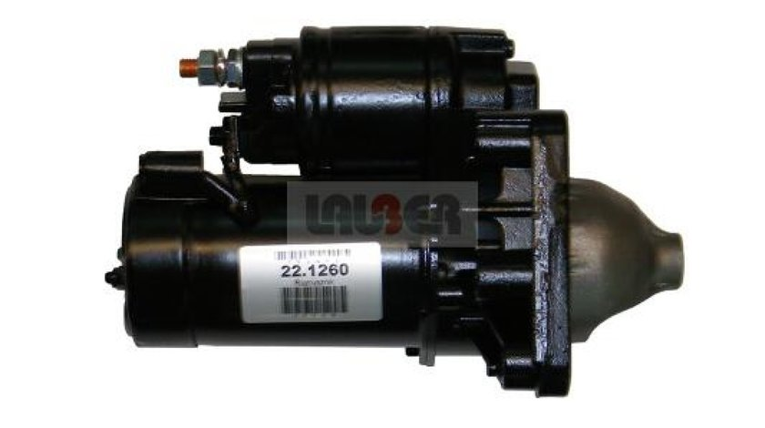 Electromotor PEUGEOT 1007 KM Producator LAUBER 22.1260