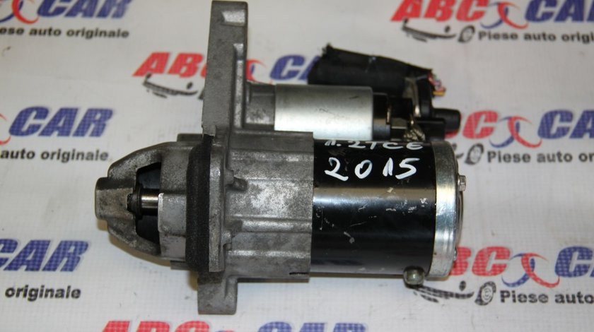 Electromotor Renault Clio 4 1.2 TCE cod: 233000557R model 2014