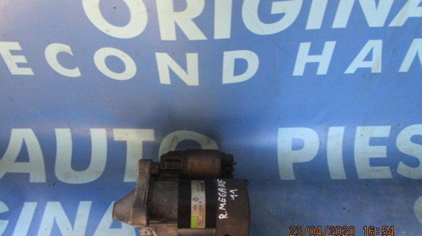 Electromotor Renault Megane 1.6 16v;  8200266777 (bobina defecta)