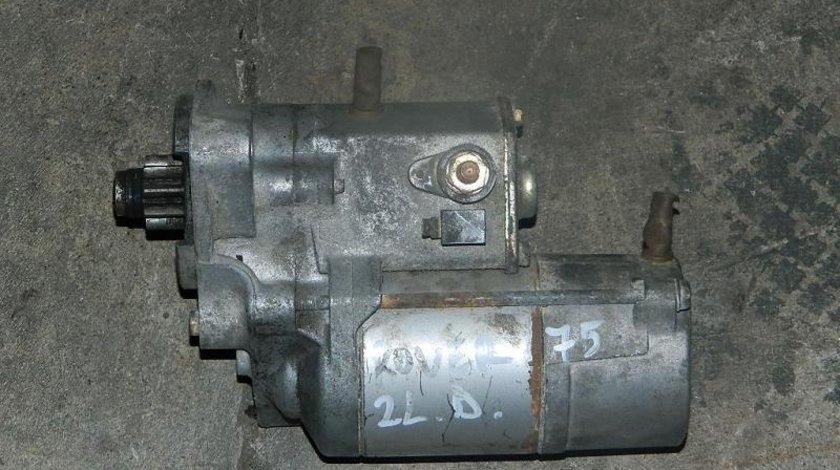 Electromotor Rover 75 1998-2005 2.0 D
