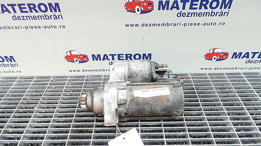 ELECTROMOTOR SEAT IBIZA IV (6L1) 1.4 TDI diesel (2002 - 02-2009-11)