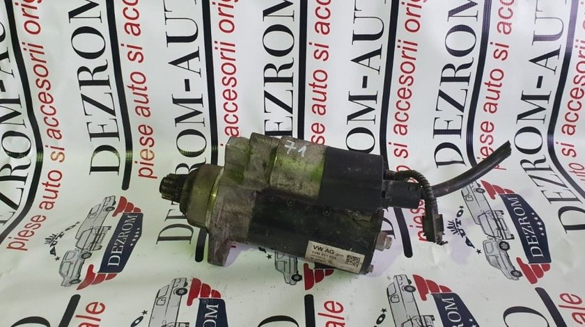 Electromotor Seat Leon II 2.0TDi 140/170cp cod piesa : 02M911024