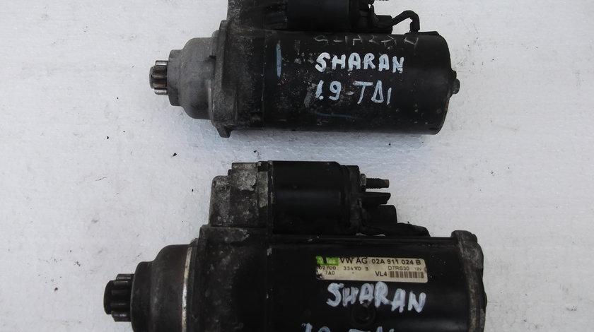 electromotor sharan 1.9 tdi cod 02A911024B