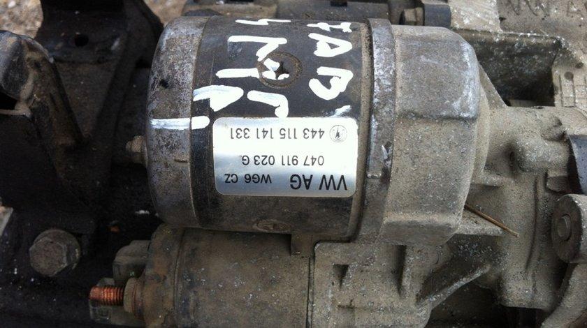 Electromotor Skoda Fabia 1 4 Mpi Cod 047911023g