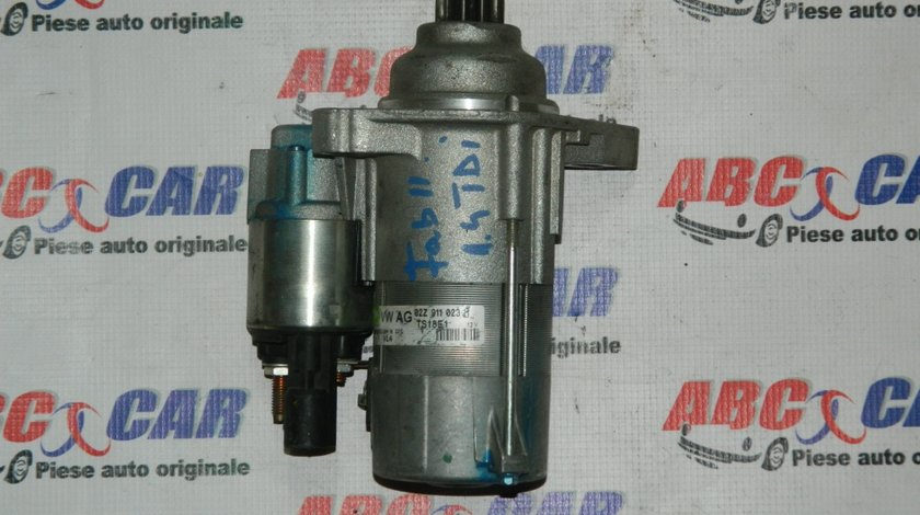 Electromotor Skoda Fabia 2 1.4 TDI cod: 02Z911023H