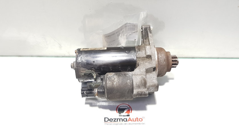 Electromotor, Skoda Fabia 2, 1.6 tdi, CAY, 02Z911023N (id:401033)
