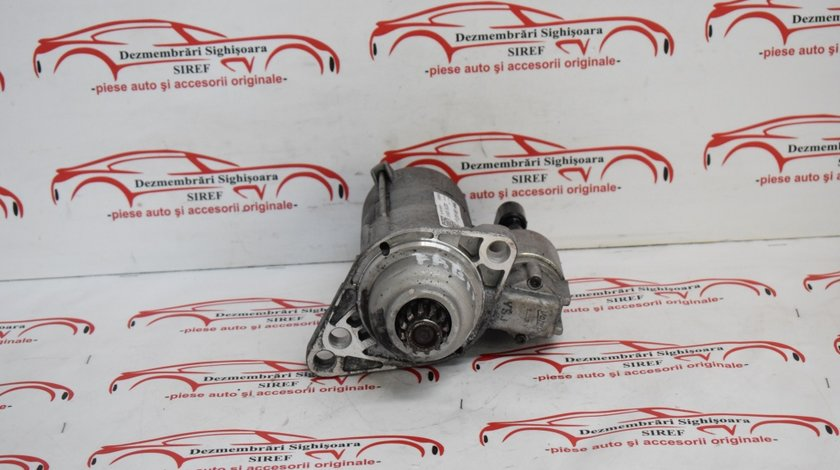 Electromotor Skoda Fabia 2 1.6 TDI CAYA 55 kw 2015 02Z911024K 536