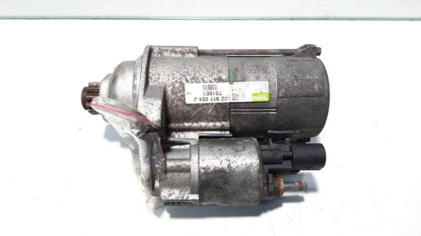 Electromotor Valeo, cod 02Z911024J, Seat Altea (5P1) 1.9 TDI, BXF, 5 vit man (idi:485730)