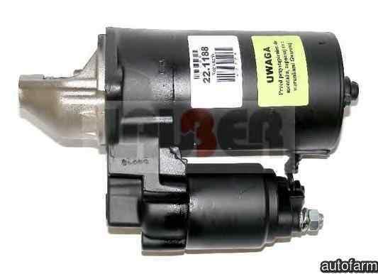 Electromotor VAUXHALL ASTRA Mk IV G Cabriolet LAUBER 22.1188