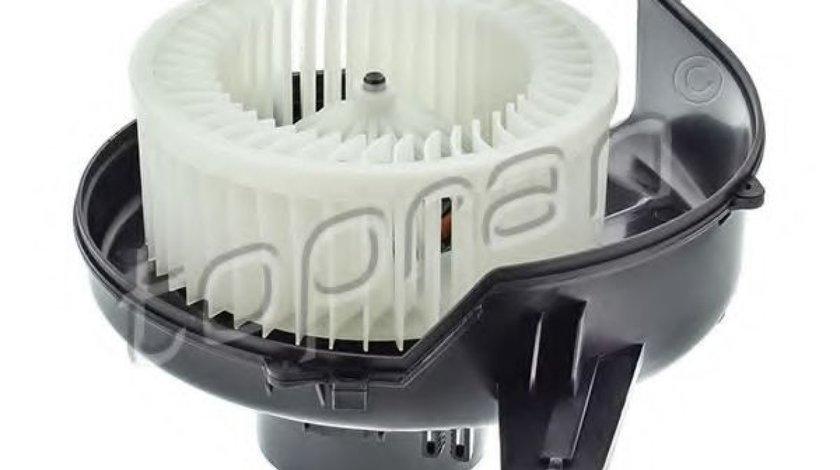 Electromotor, ventilatie interioara VW POLO (9N) (2001 - 2012) TOPRAN 110 740 - produs NOU
