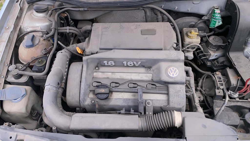 Electromotor Volkswagen Golf 4 2001 Break 1.6