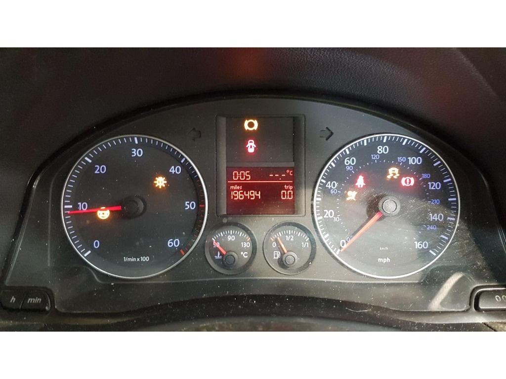 Electromotor Volkswagen Golf 5 2006 HATCHBACK 1.9