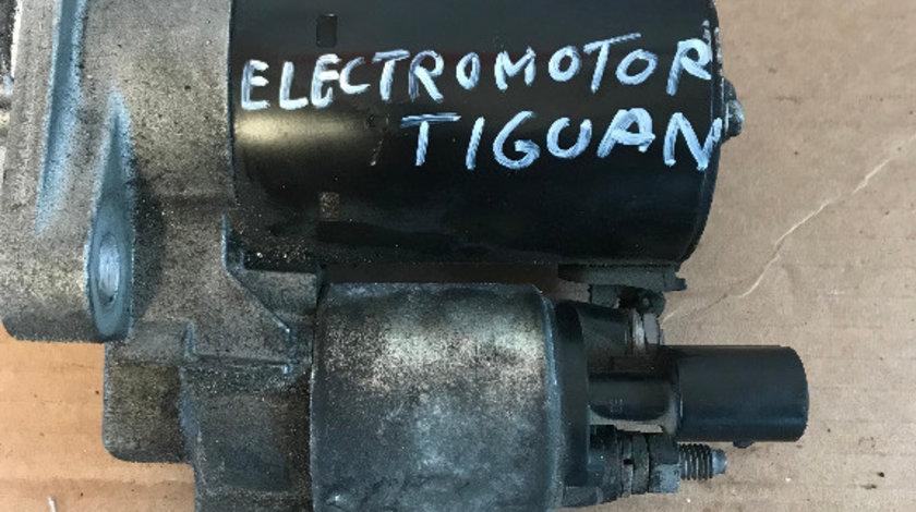 Electromotor volkswagen tiguan 2.0 tsi 2007 - 2011 cod: 1005831391