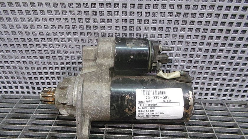 ELECTROMOTOR VW BORA Variant (1J6) 1.9 TDI diesel (1999 - 05-2005-05)