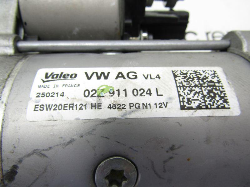 Electromotor VW Golf Sportvan 1.6 TDI , cod motor CRK -2015 cod  02Z911024L