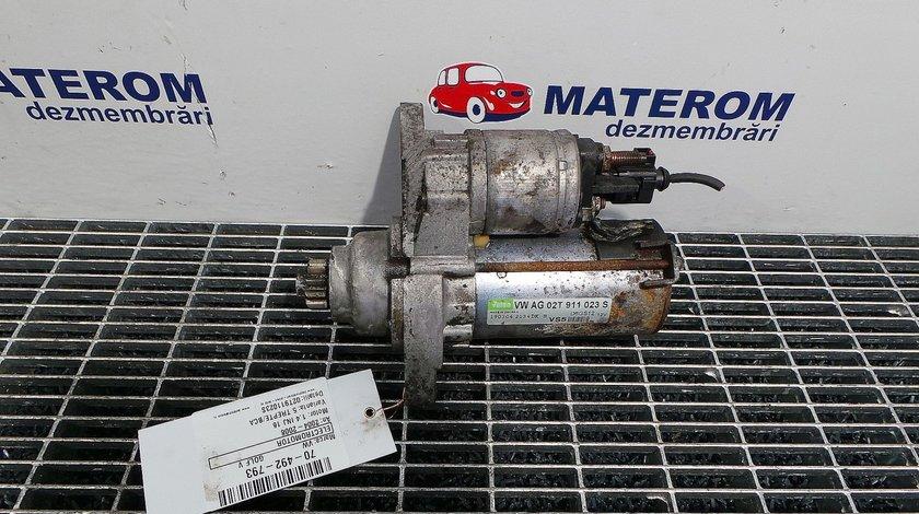 ELECTROMOTOR VW GOLF V (1K1) 2.0 TDI 16V diesel (2003 - 10-2009-02)