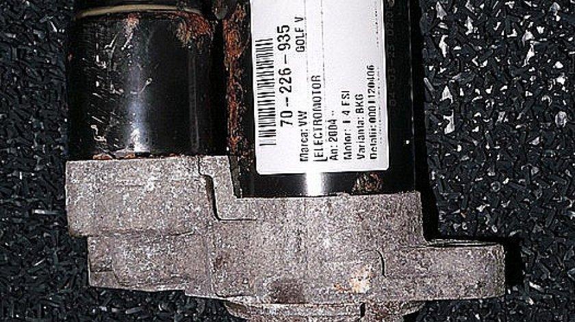ELECTROMOTOR VW GOLF V GOLF V 1.4 FSI - (2004 2009)