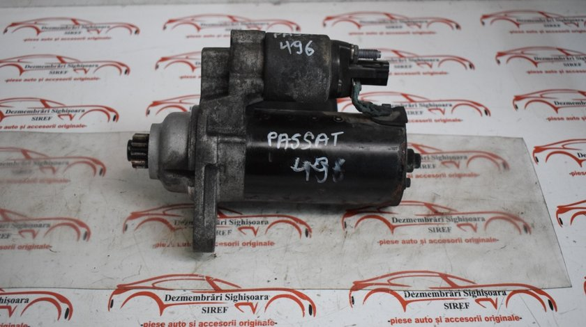Electromotor VW Passat B6 1.9 Tdi BLS 105 CP 496