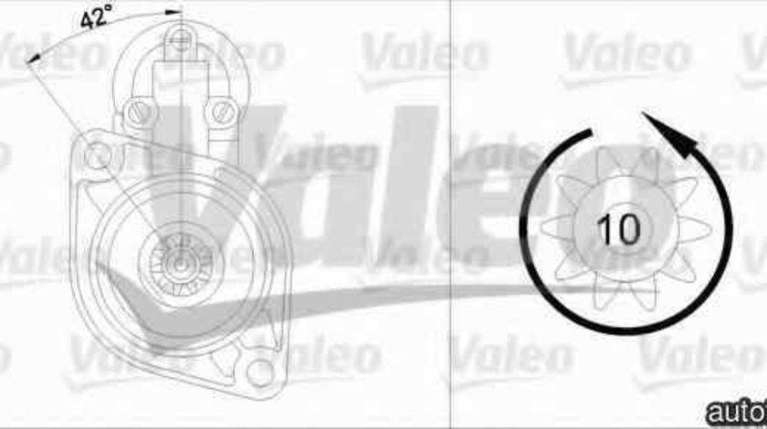 Electromotor VW POLO CLASSIC 6KV2 VALEO 455939
